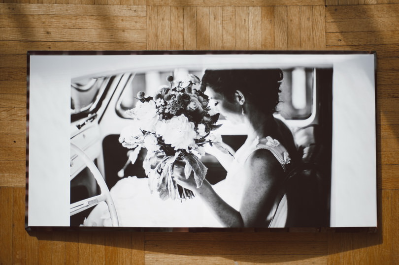 © Dallas Kolotylo Photography - Best printed wedding albums