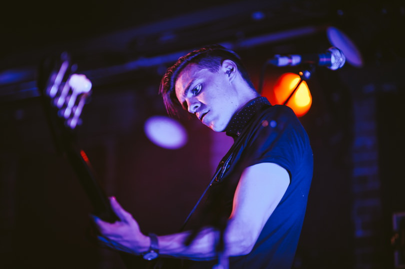 The Boxer Rebellion-Dallas Kolotylo Photography-Vancouver Music Concert Photographer - Electric Owl - 17