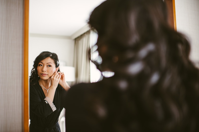Bridal Jewelry Getting ready photographs