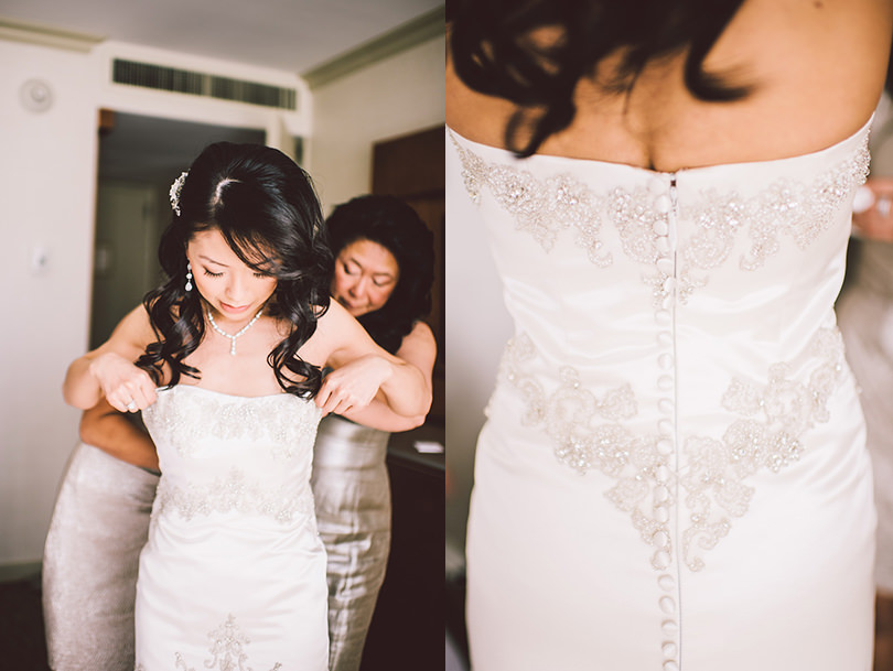 Beautiful and unique wedding gowns Vancouver photography