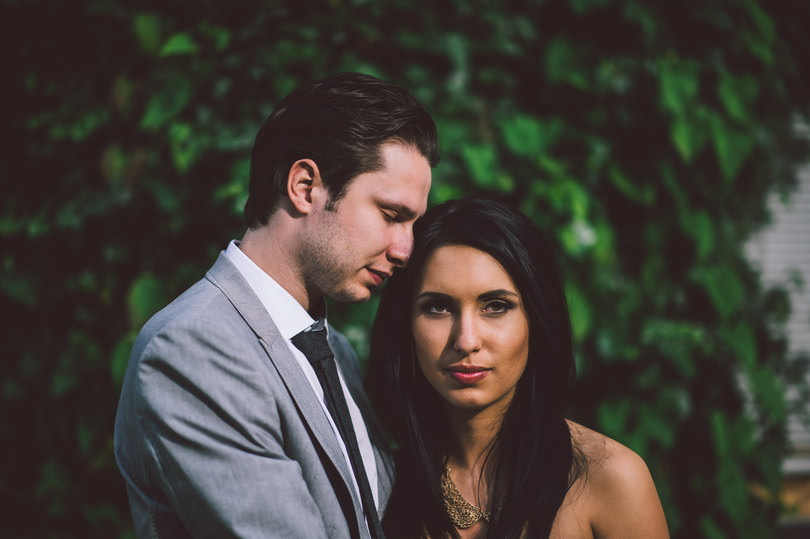 Wedding photography in unique Vancouver locations