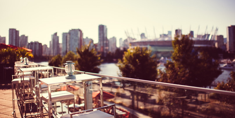 Vancouver downtown British Columbia