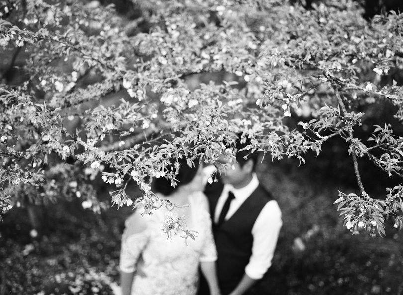 black and white film wedding photographers