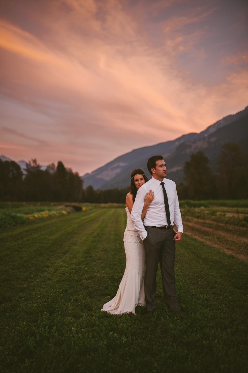 wedding photographers in Pemberton british columbia