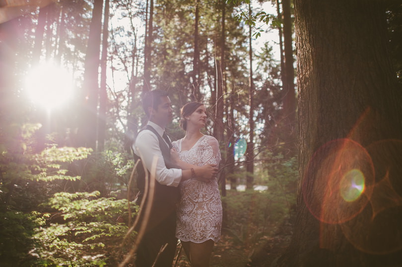 unique wedding photography locations in Vancouver