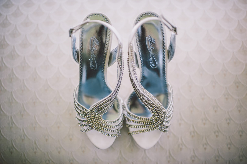 bridal shoes Vancouver