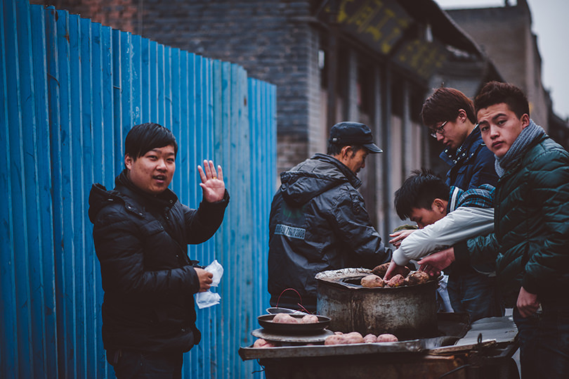 Chinese Street Photography