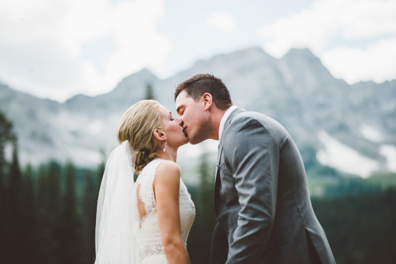 Fernie wedding photographers // Joshua & Whitney