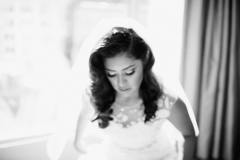 black and white wedding photography Vancouver