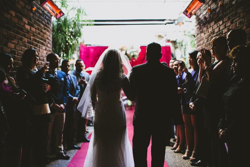 Weddings at Brix Vancouver