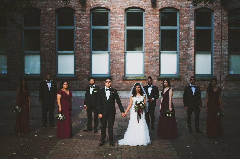 unique Vancouver wedding photographers