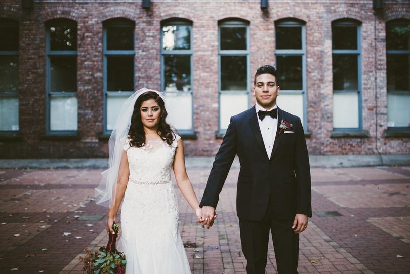 Stylish Vancouver city weddings
