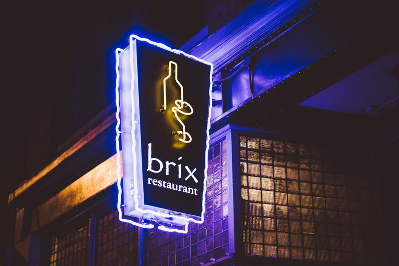 Brix restaurant Vancouver
