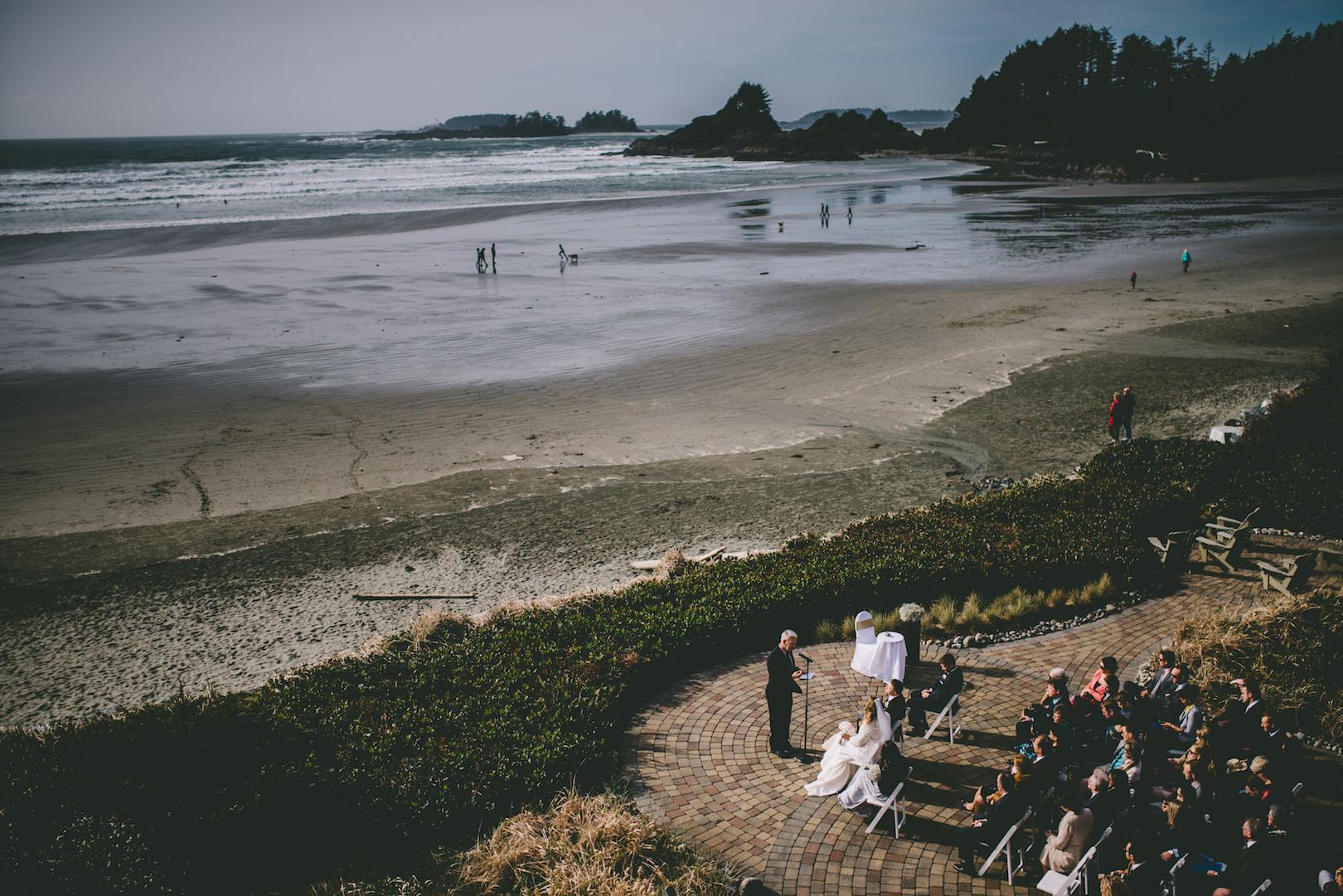 Weddings in Tofino BC