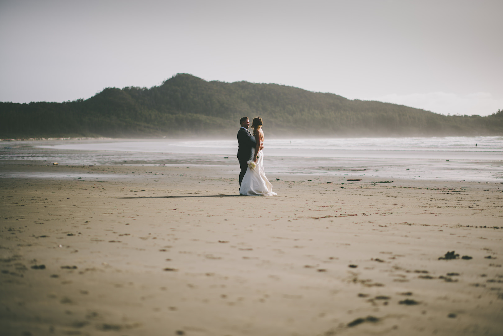Long beach lodge wedding photography