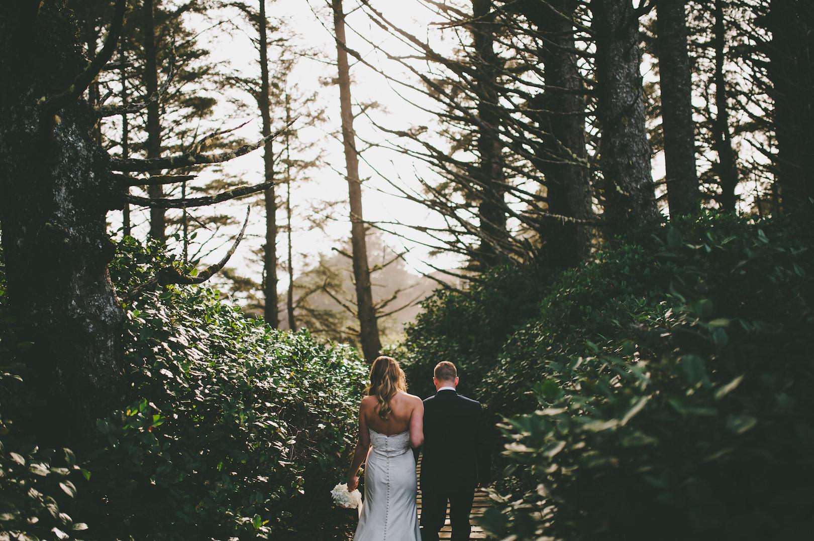 Wickaninnish Inn wedding photography
