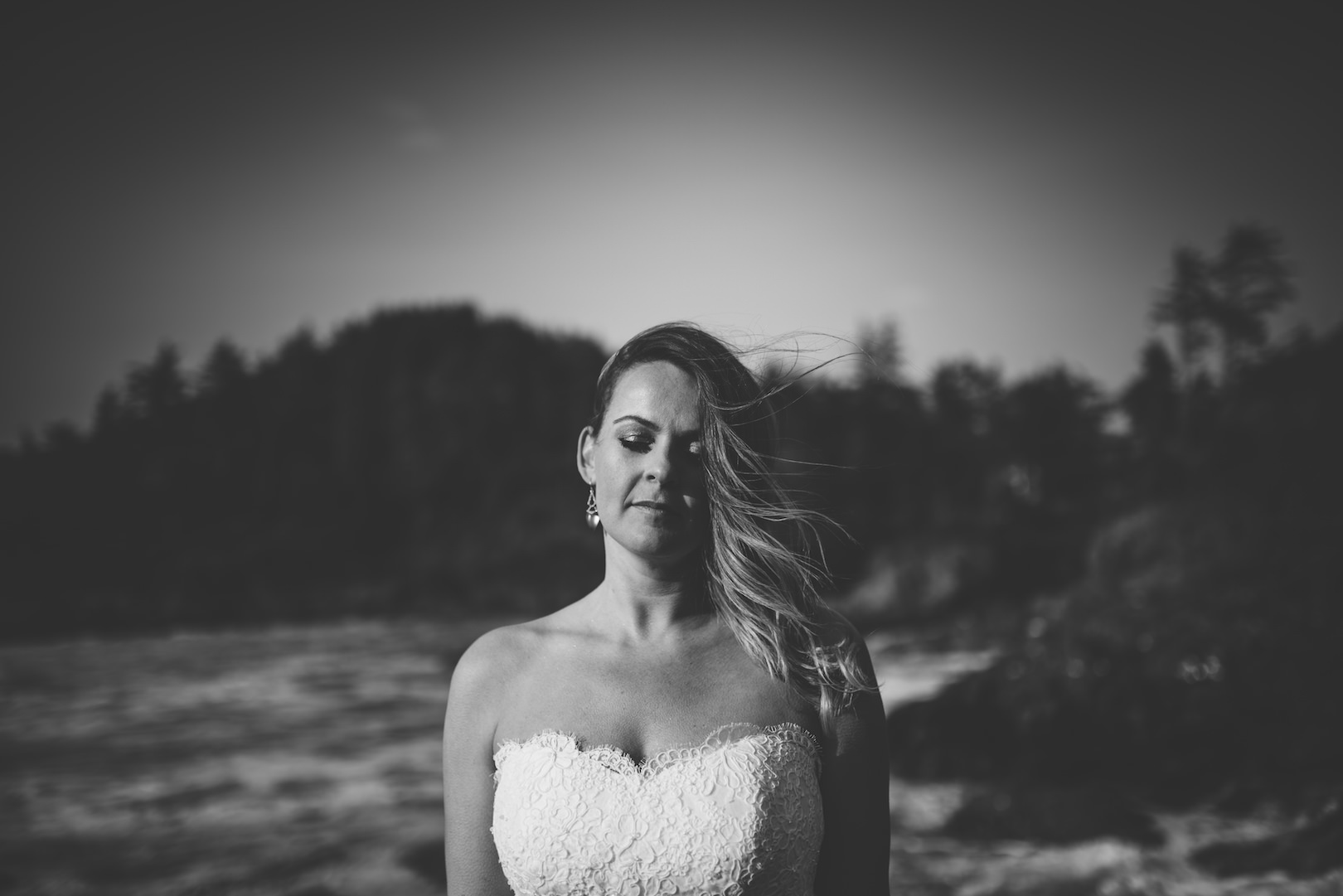 unique wedding photographers in Tofino
