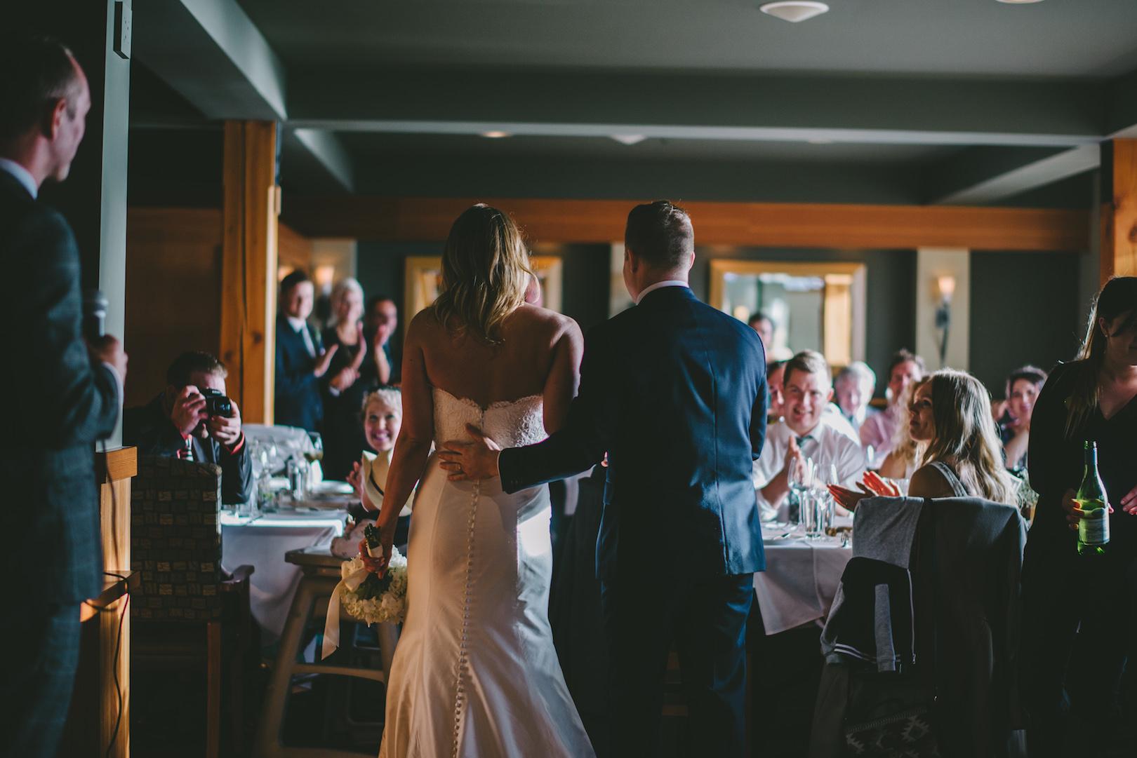 Long beach lodge wedding