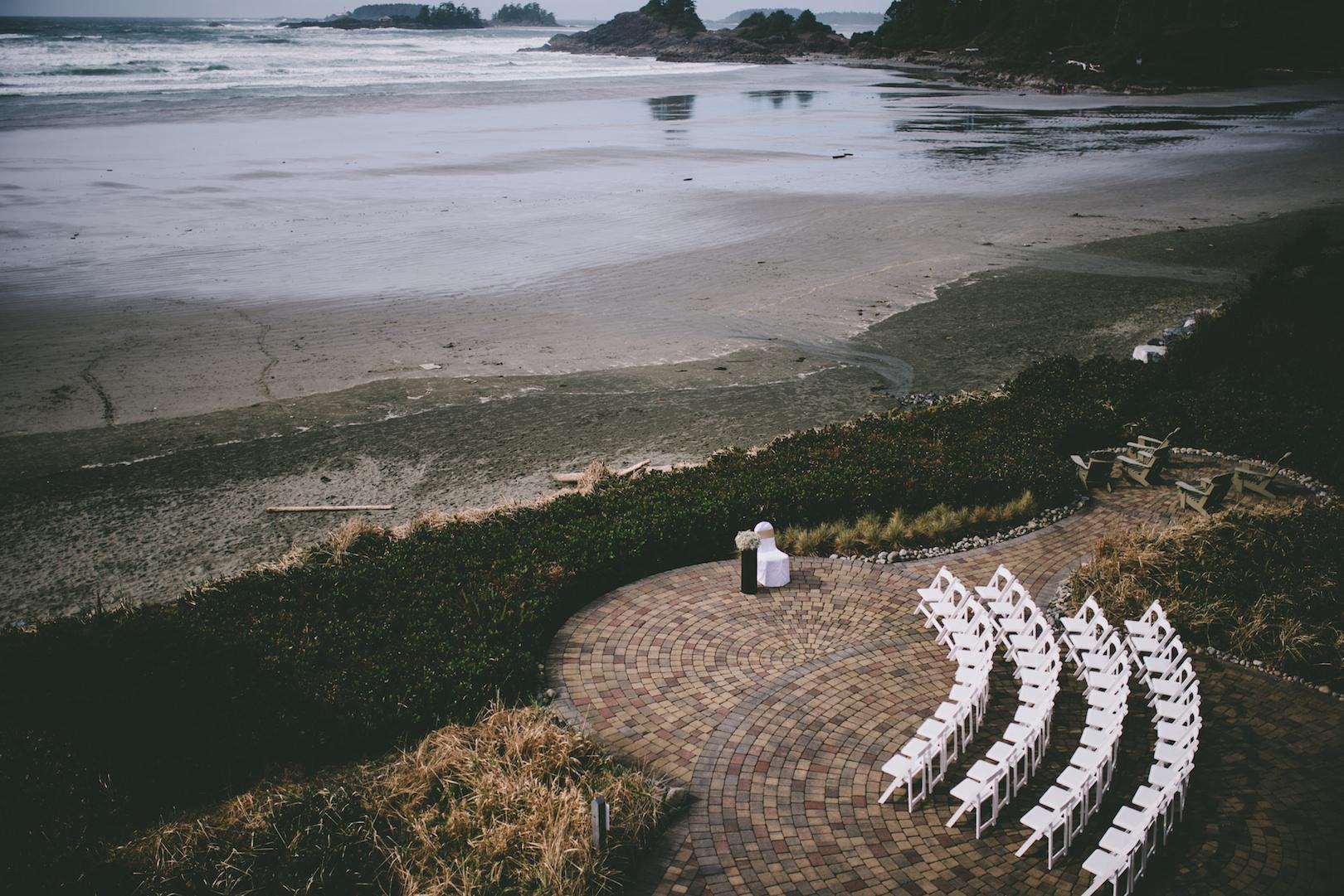 long beach lodge resort wedding