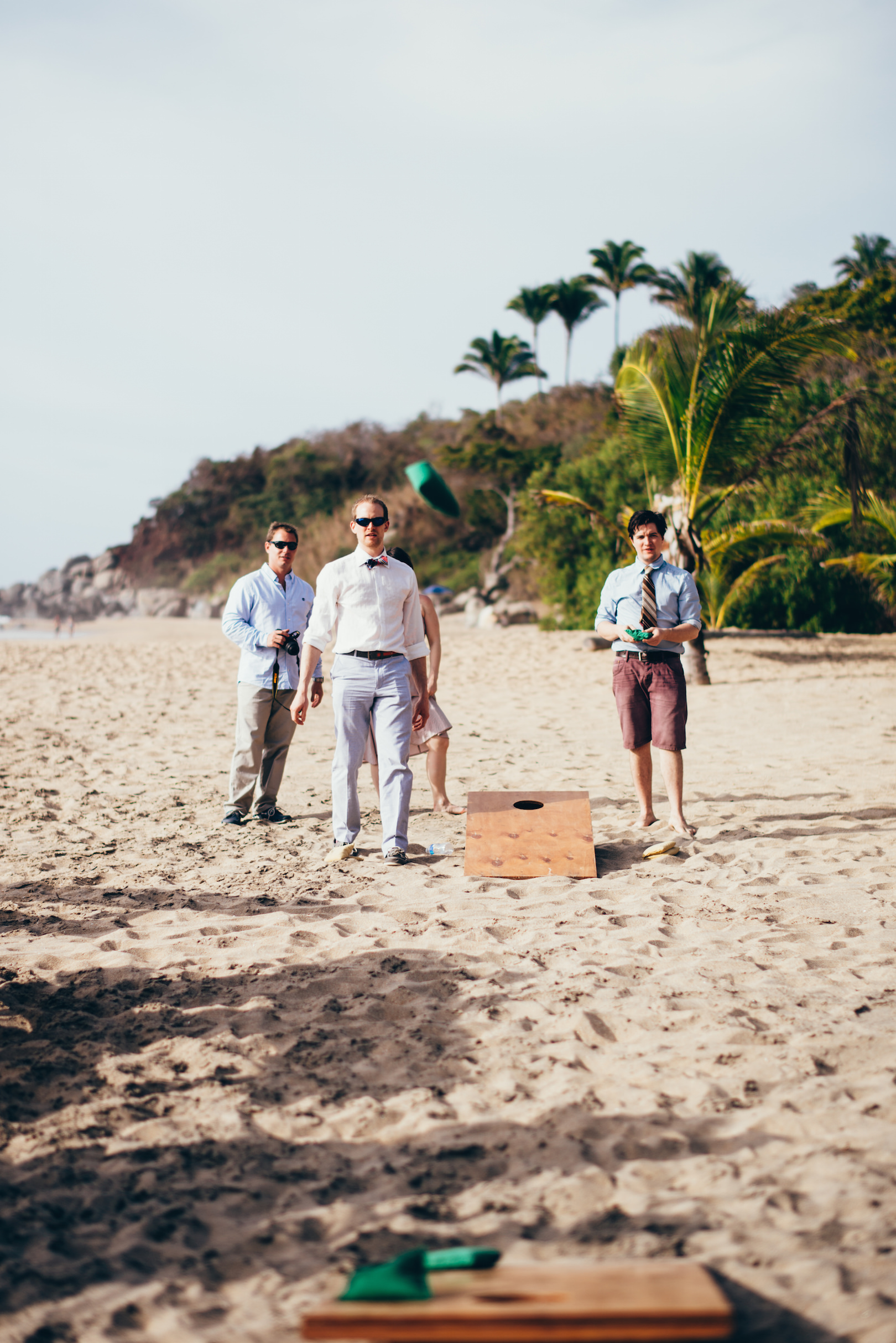 Steve & Mika - Sayulita - © Dallas Kolotylo Photography - 660