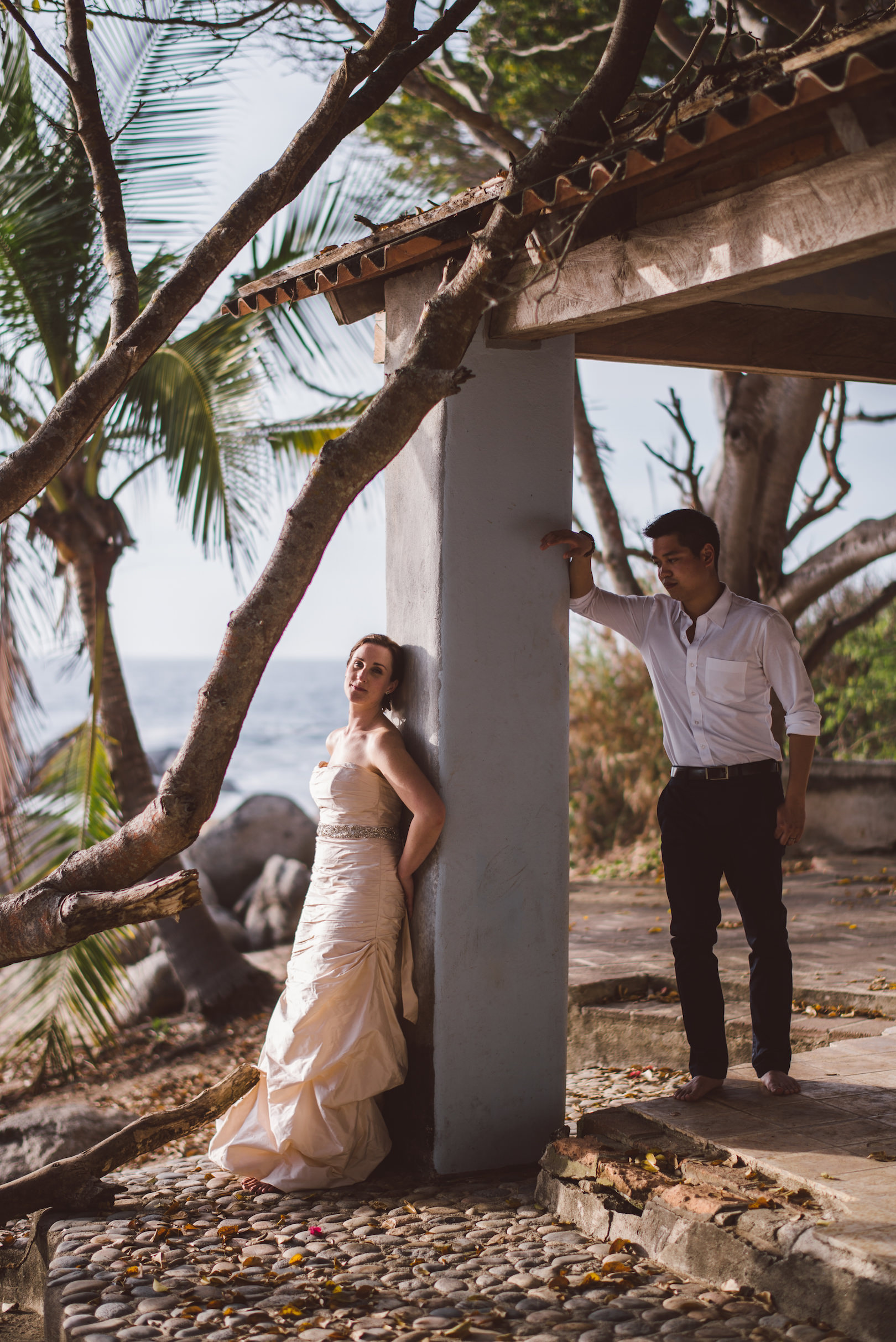 Steve & Mika - Sayulita - © Dallas Kolotylo Photography - 772