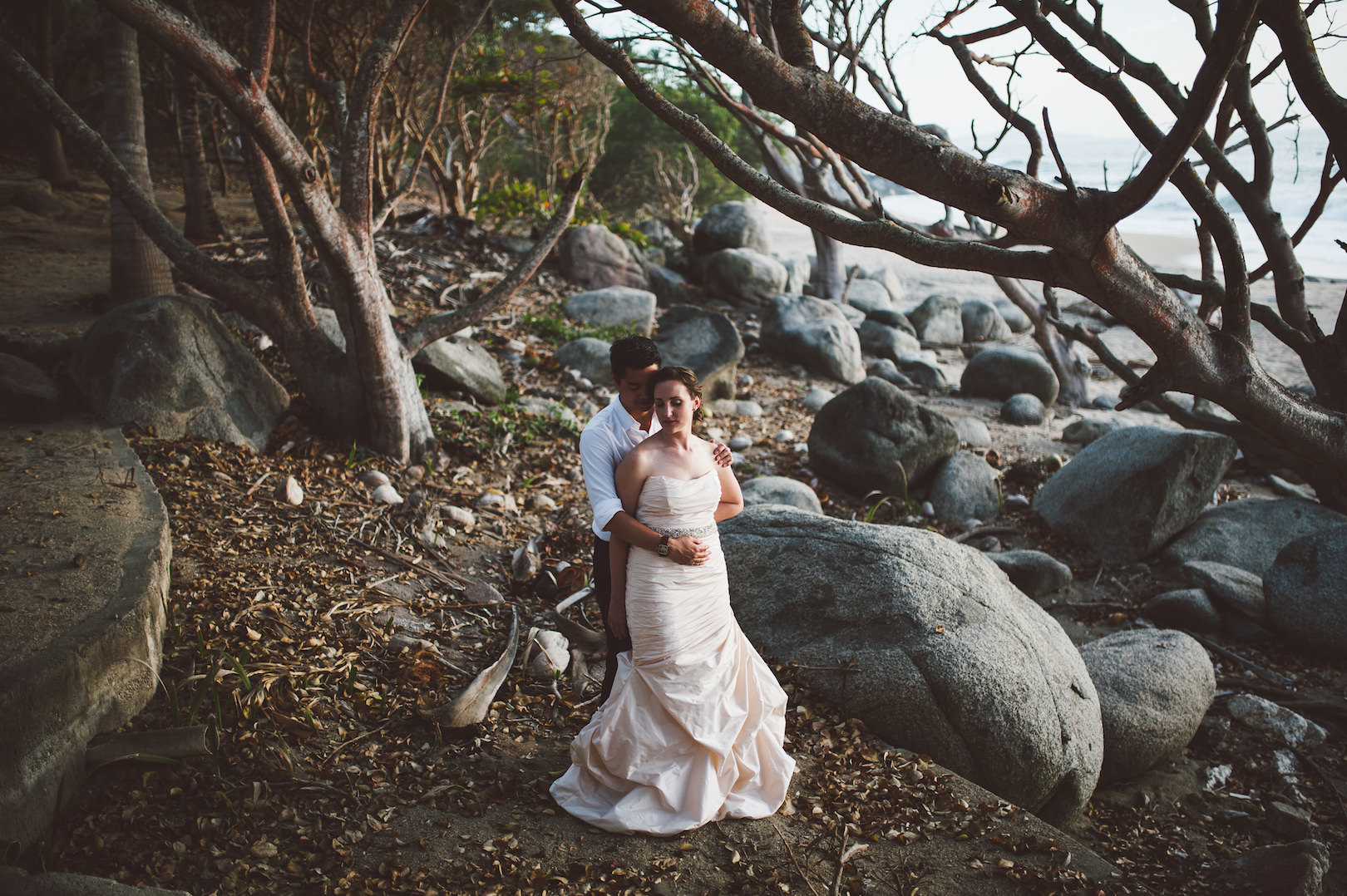 Steve & Mika - Sayulita - © Dallas Kolotylo Photography - 846