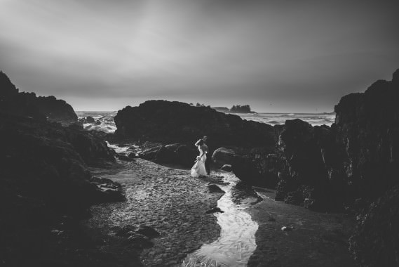 Tofino Wedding Photography // Justin & Trish