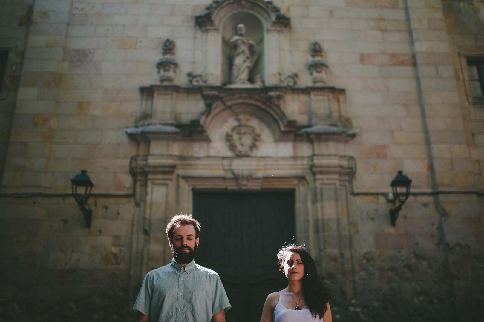 Barcelona Engagement Photography