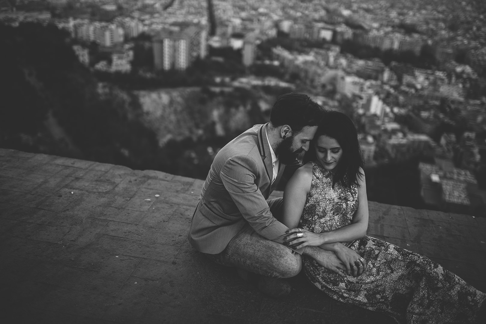 Spain engagement photographer