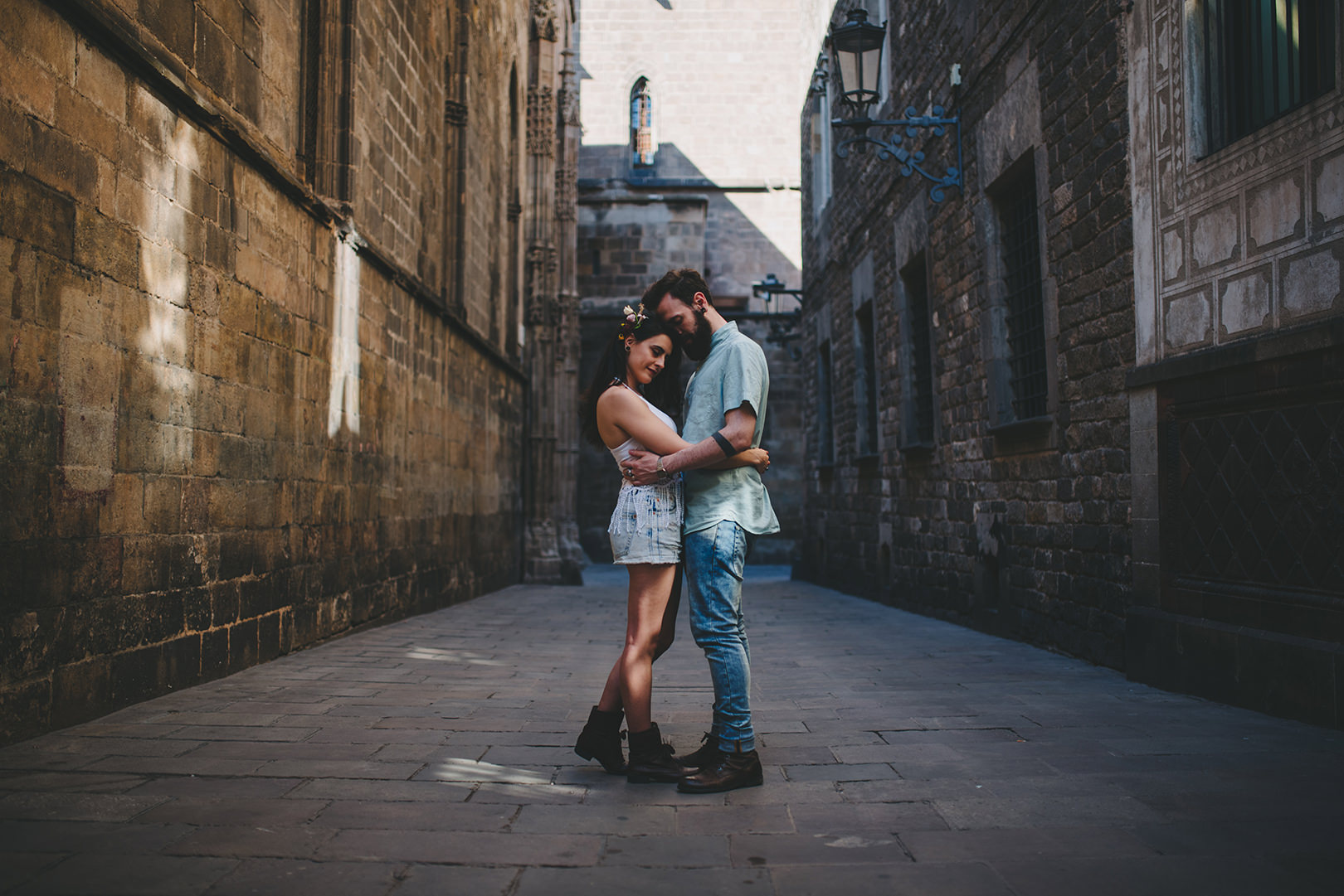 Spain Engagement Photography