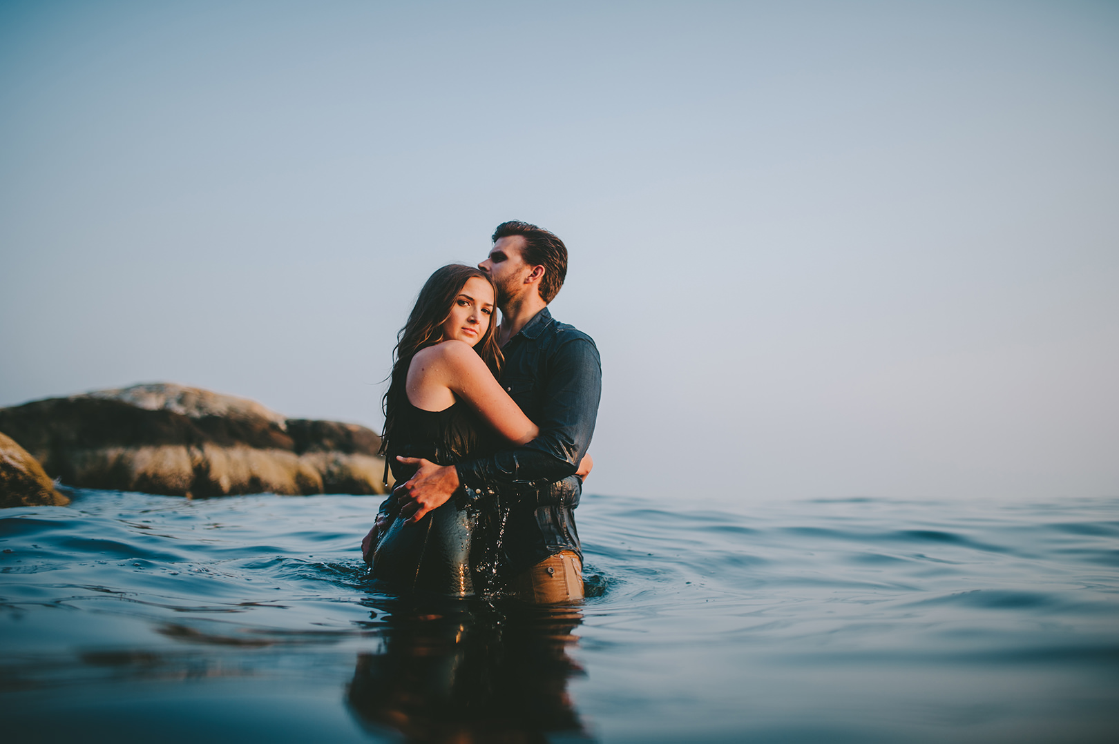 Engagement photography British Columbia