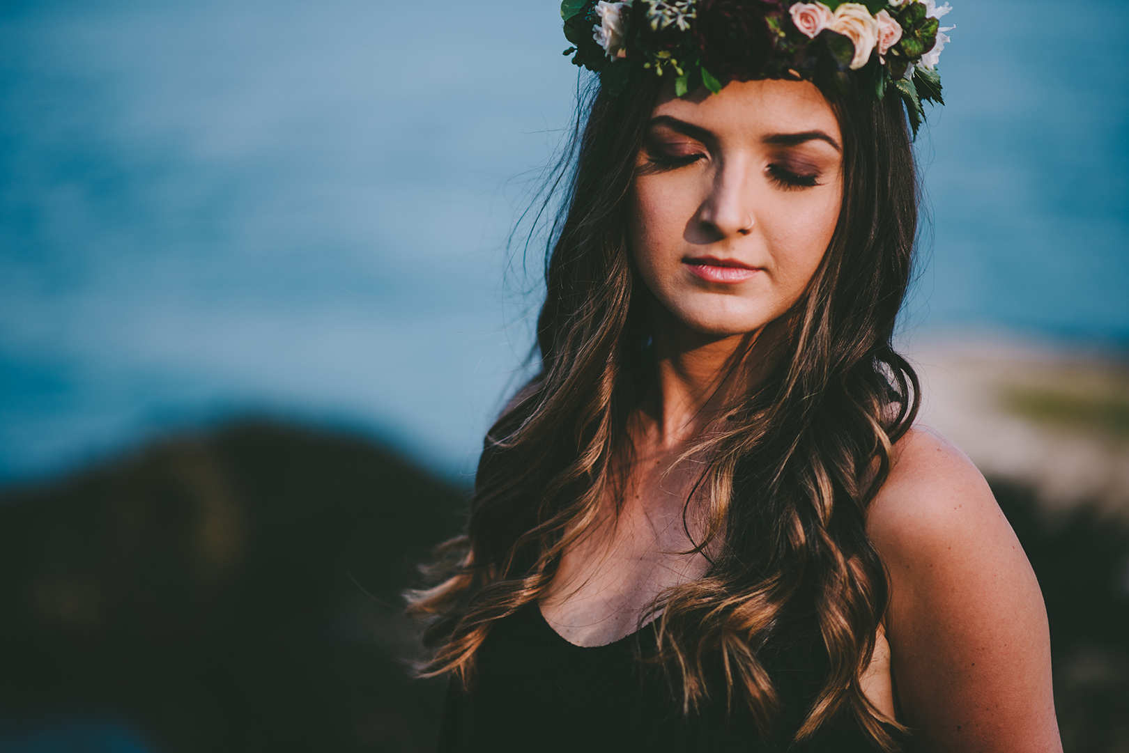 Flower crown Vancouver BC