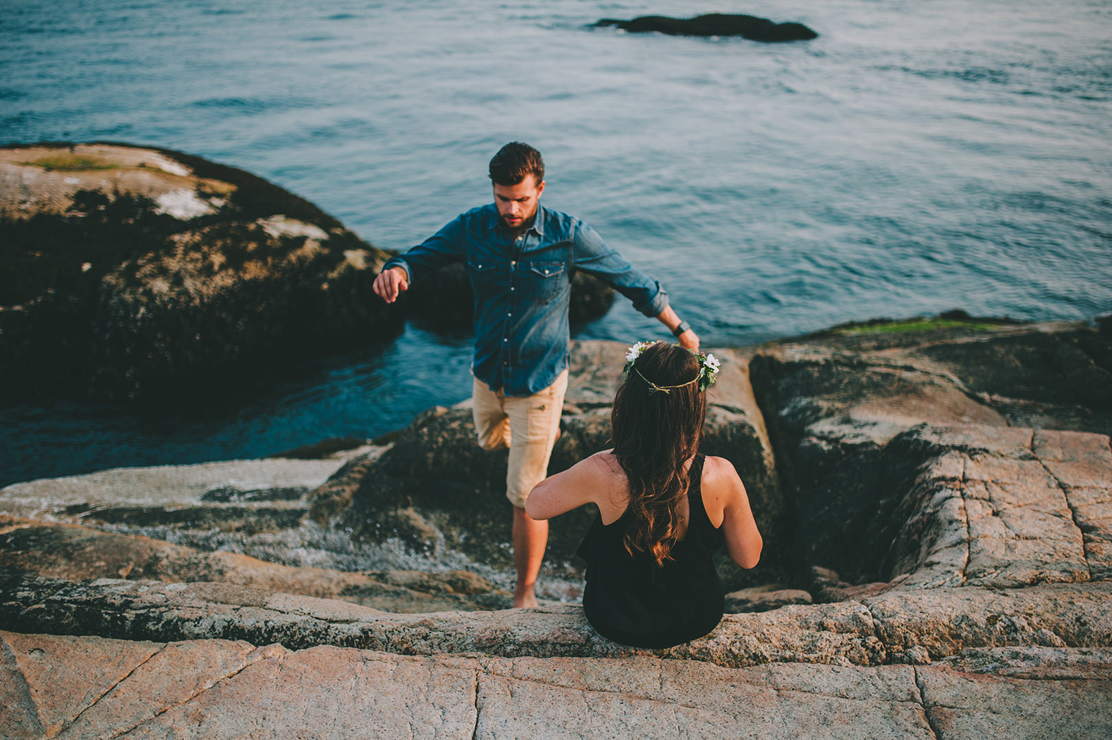 Justin & Sarah - Engagement - © Dallas Kolotylo Photography - 77