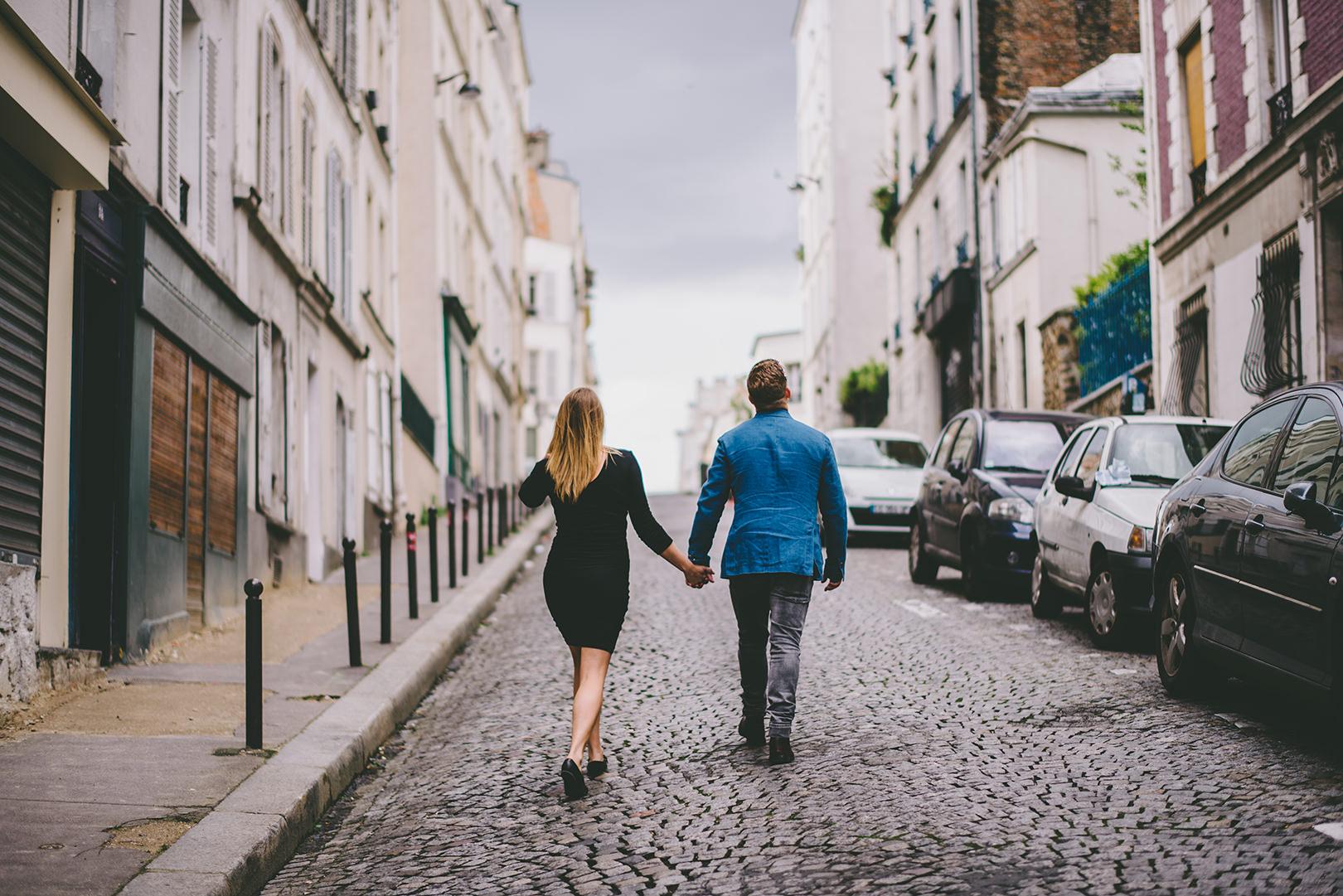 Journalistic wedding photographers France