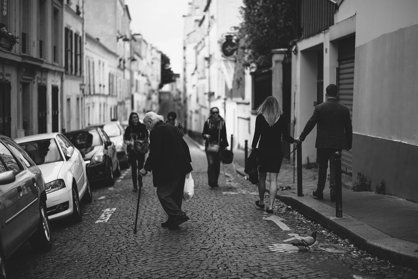Documentary wedding photographers France