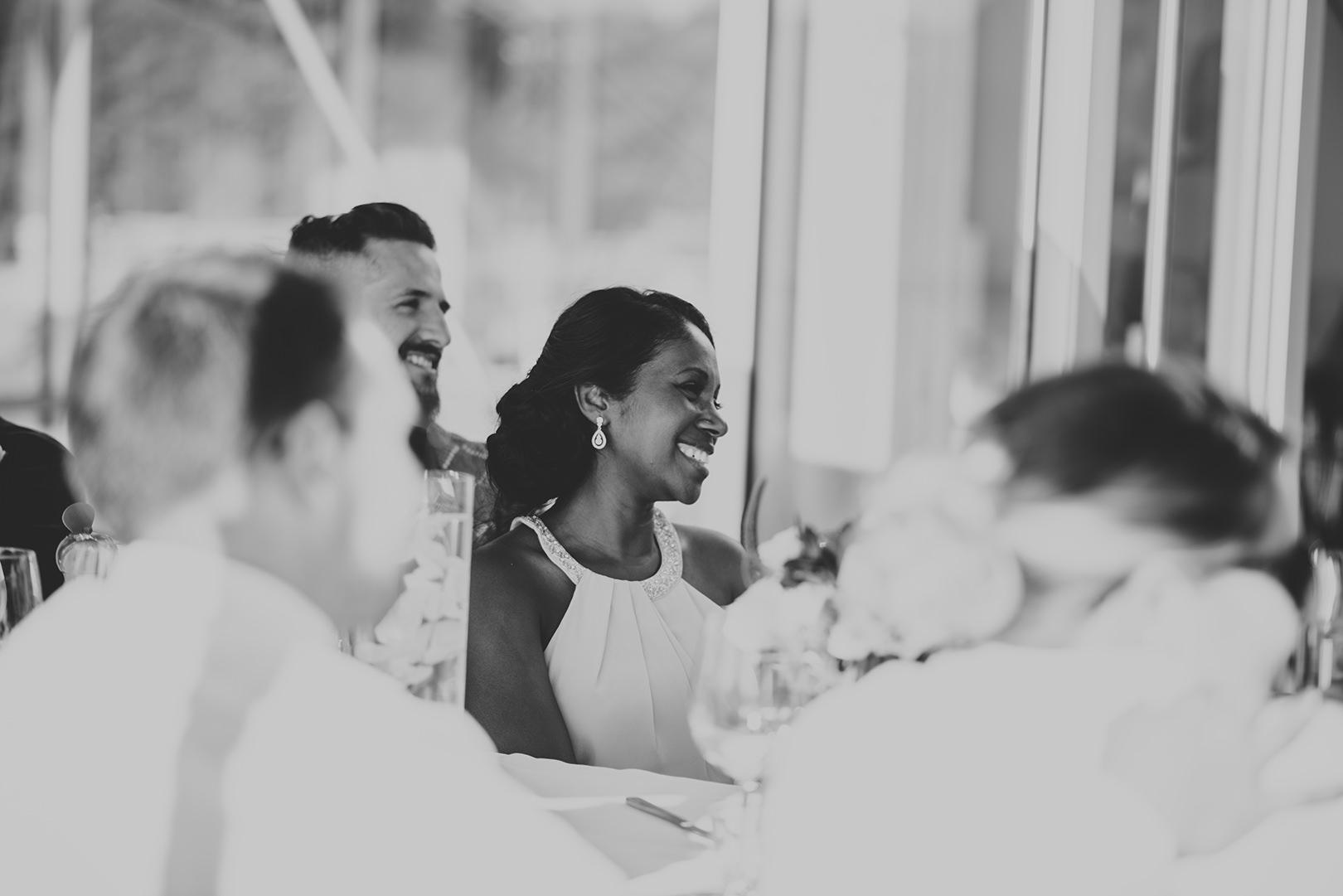 Journalistic wedding photographers Canada