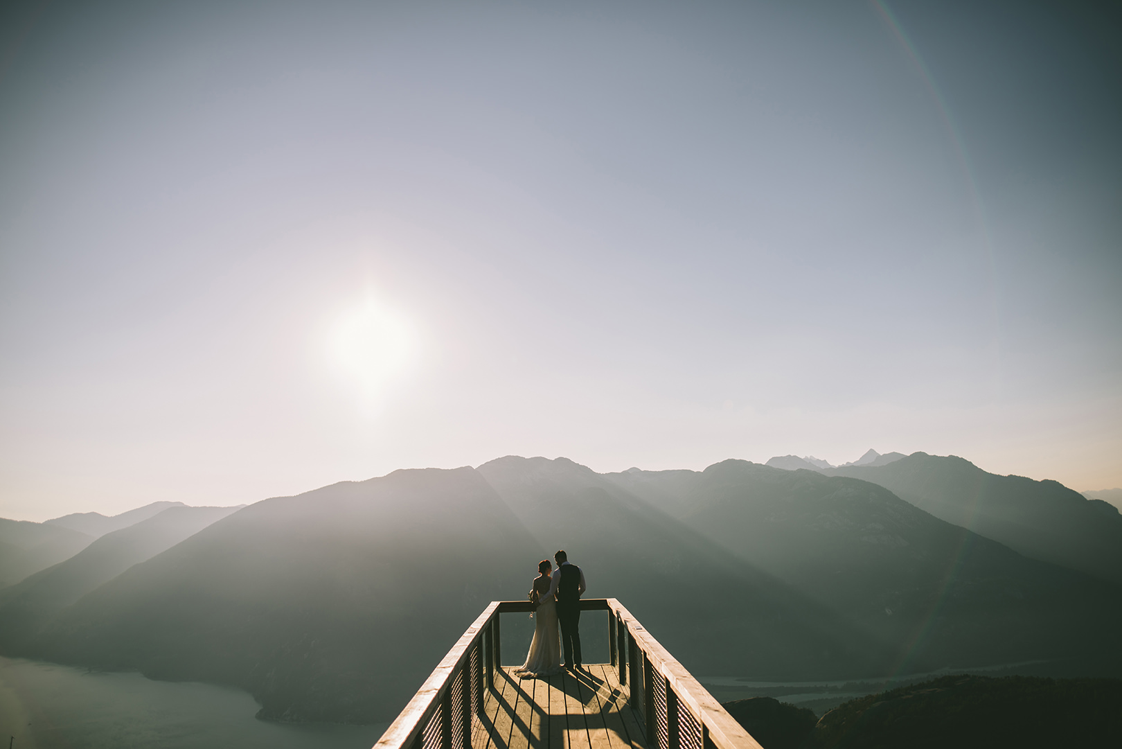 Top British Columbia wedding photographers