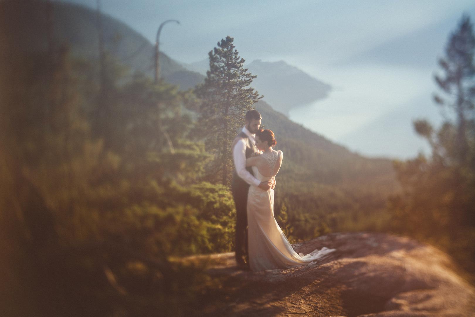 Unique wedding locations British Columbia