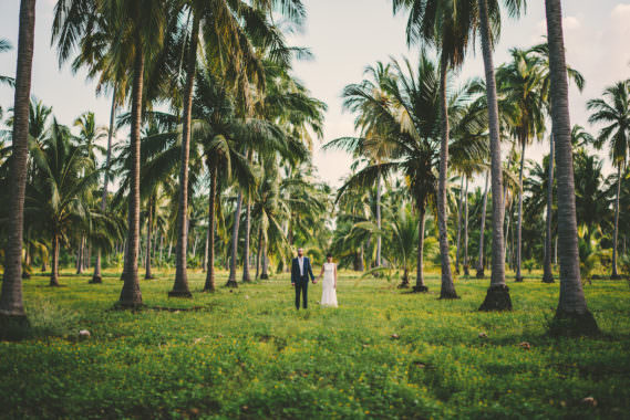 Cuixmala Mexico Wedding // Nathan & Felicia