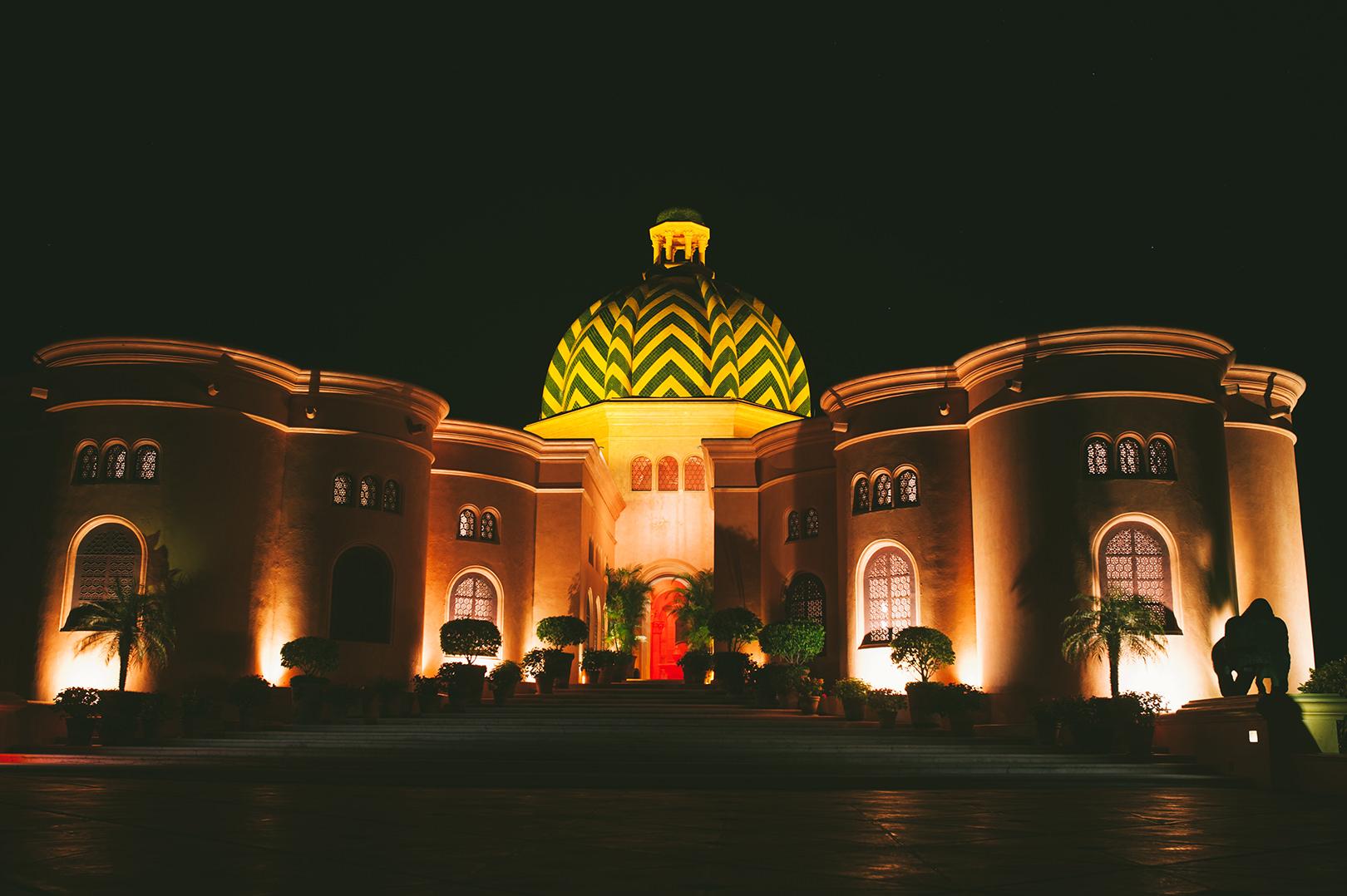 Robb Report Cuixmala top wedding venue