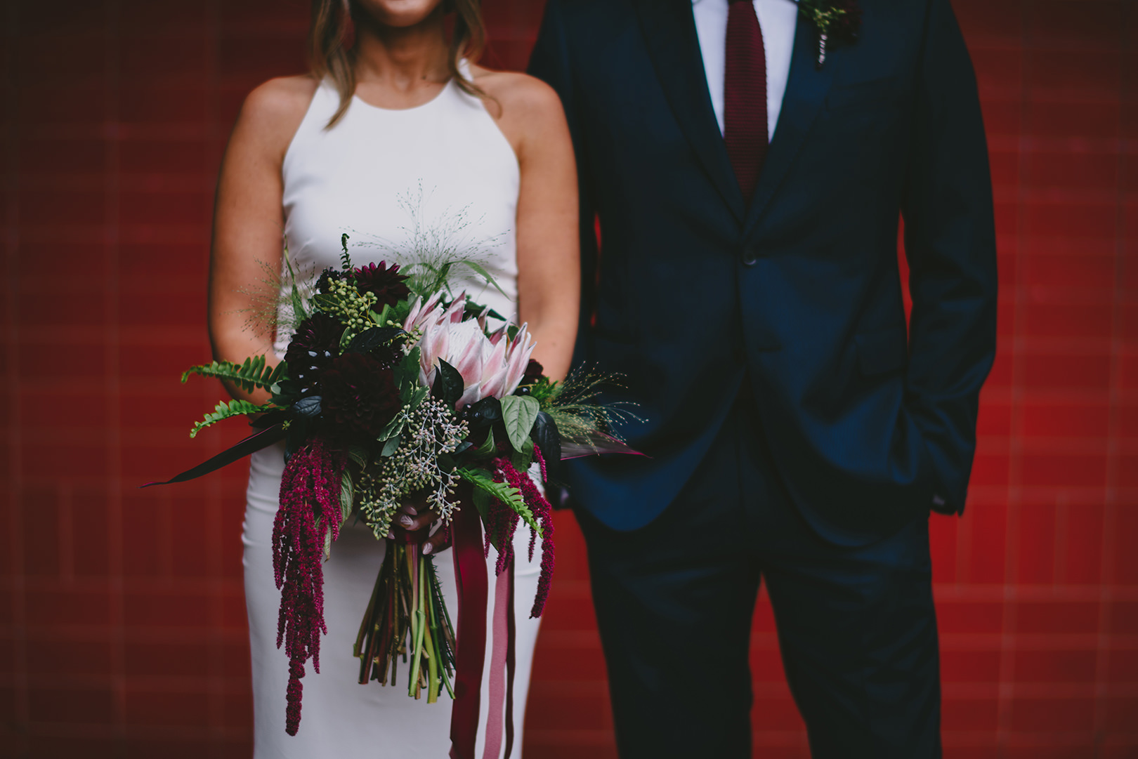 City Bohemian wedding vancouver