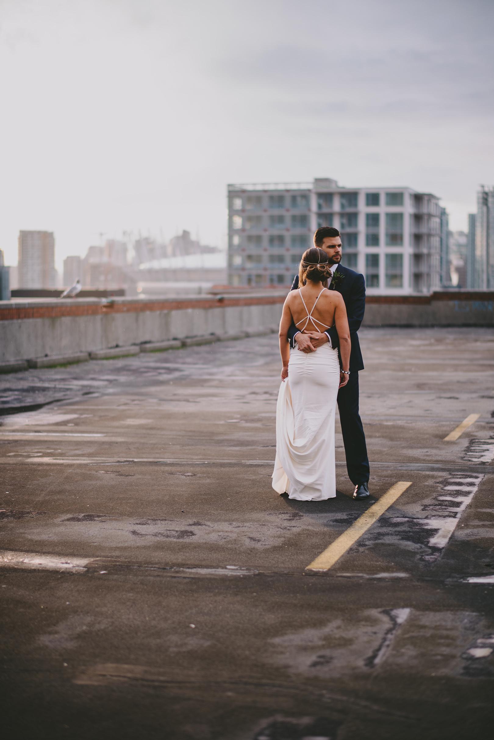 city loft wedding vancouver