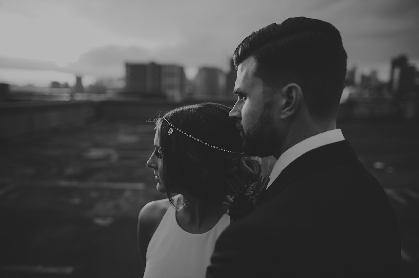 the loft vancouver british columbia wedding