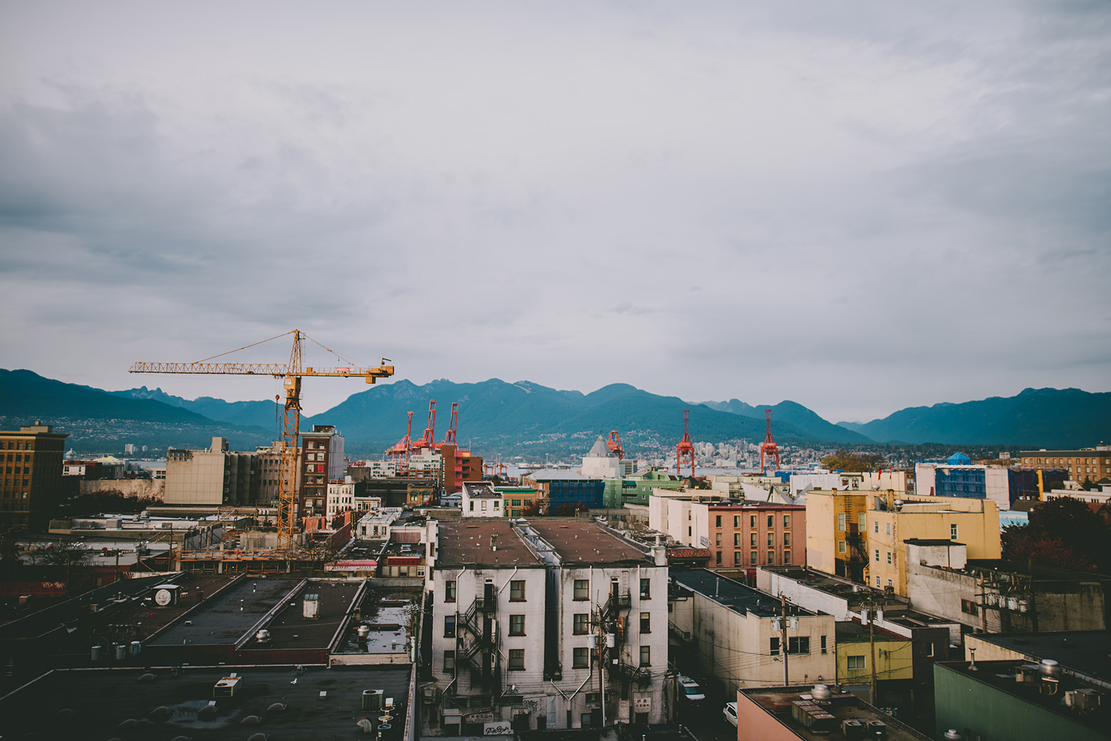 chinatown vancouver british columbia canada