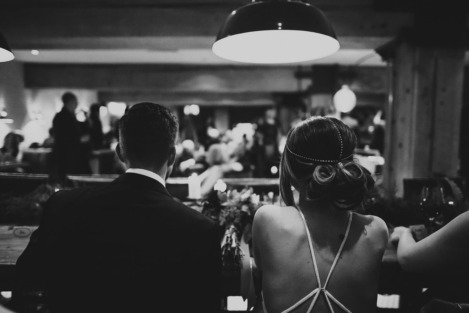 the loft yaletown wedding