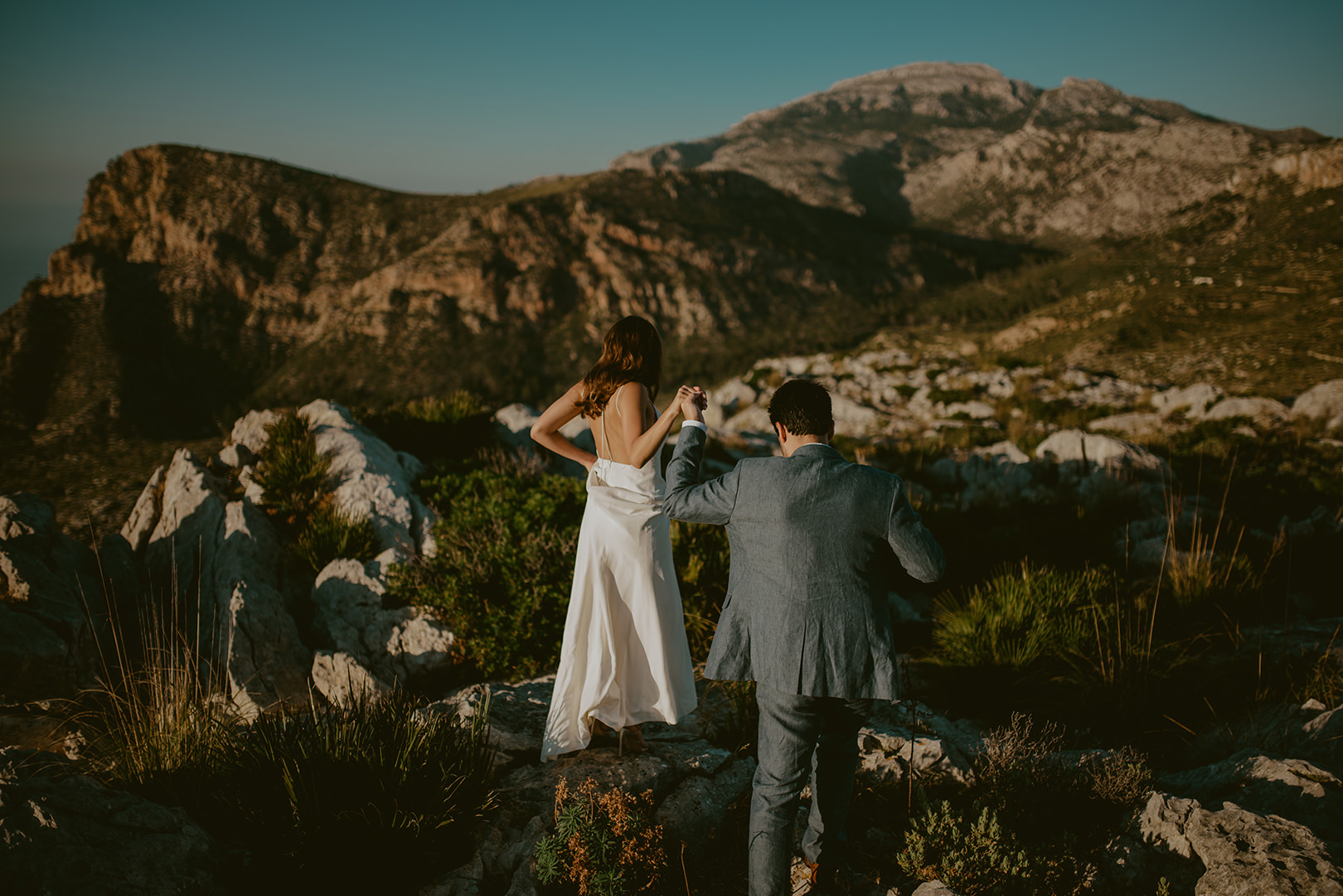 unique wedding locations spain