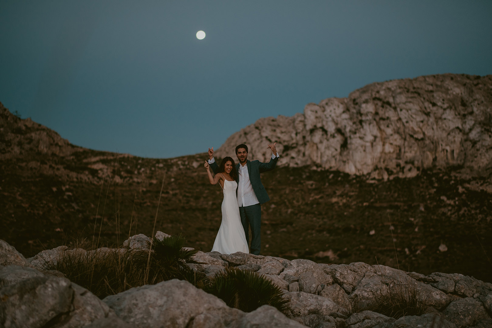 Malaga wedding photographers