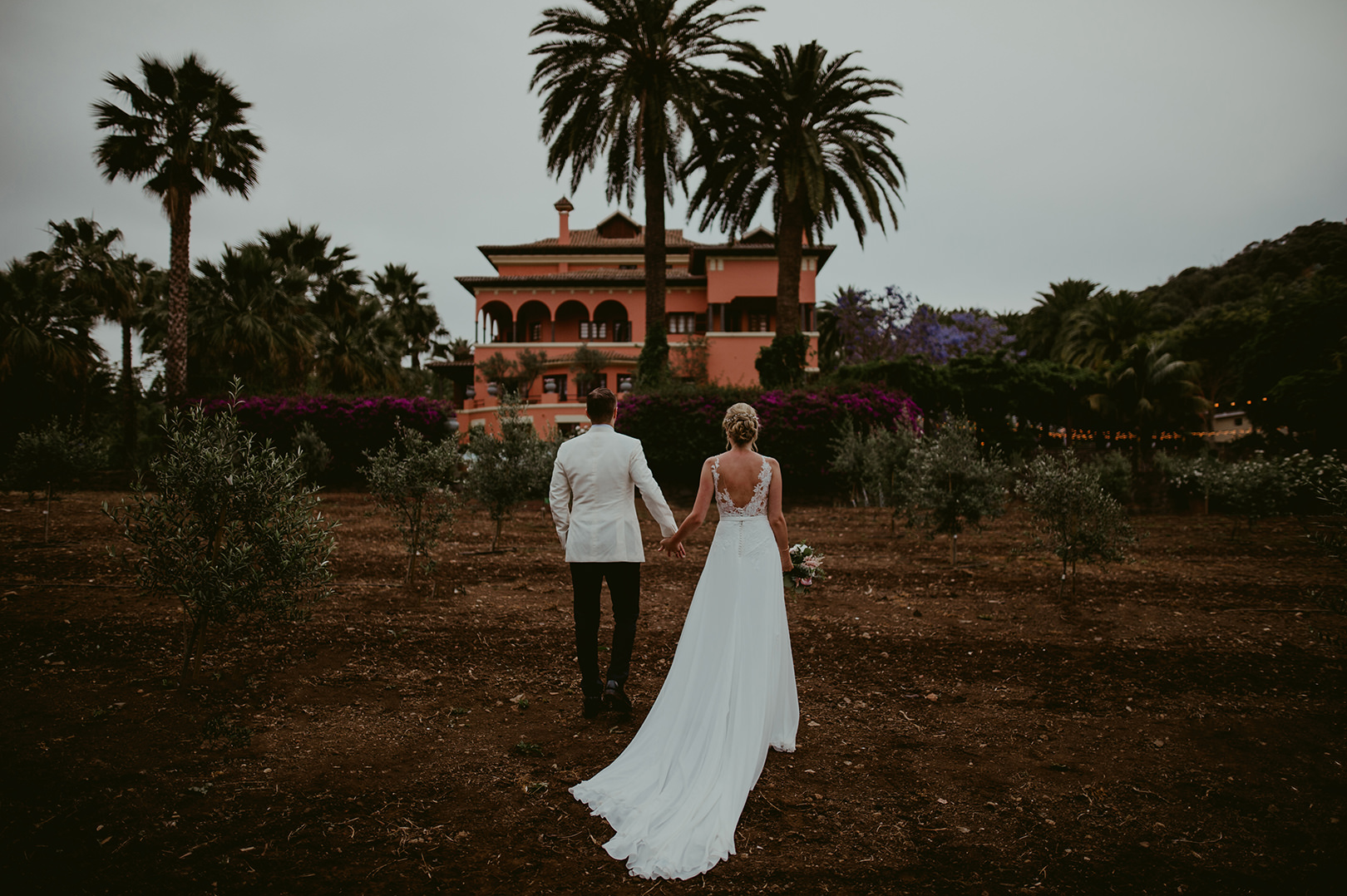El Escudero, Gran Canaria, The canary islands weddings