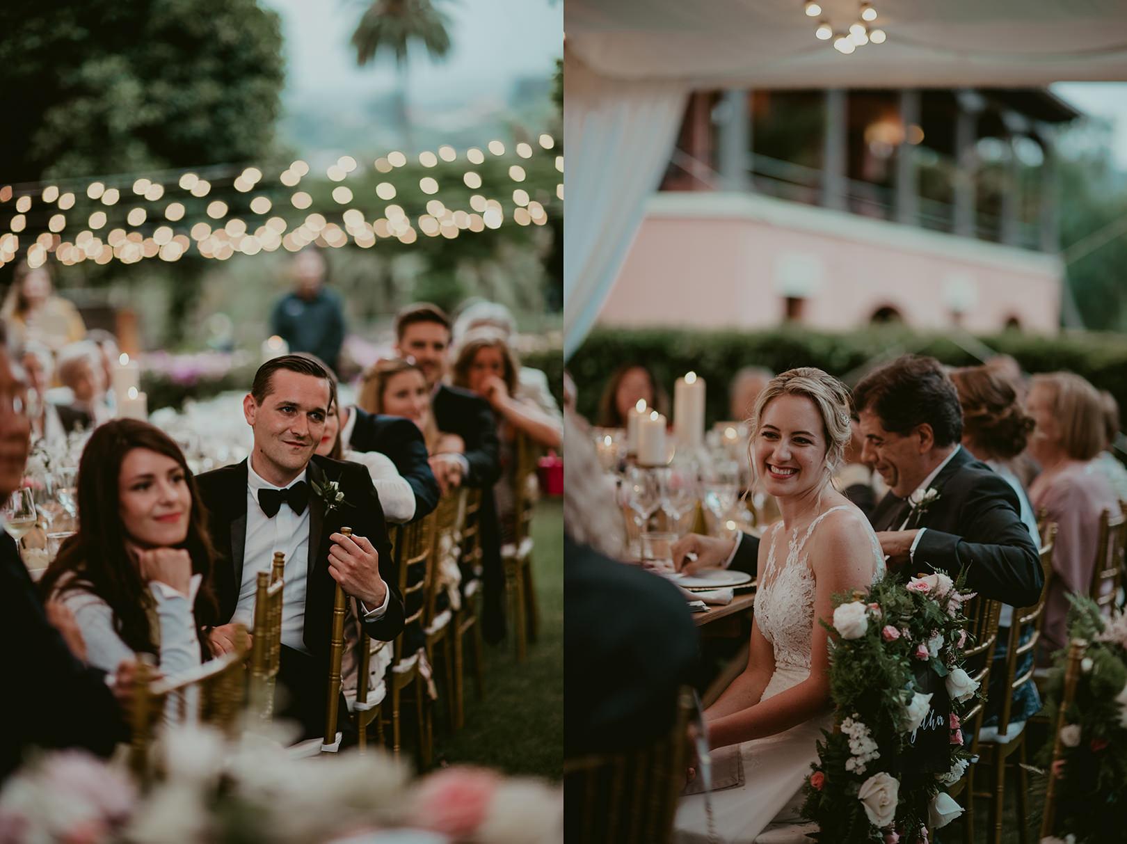 El Escudero, Gran Canaria wedding