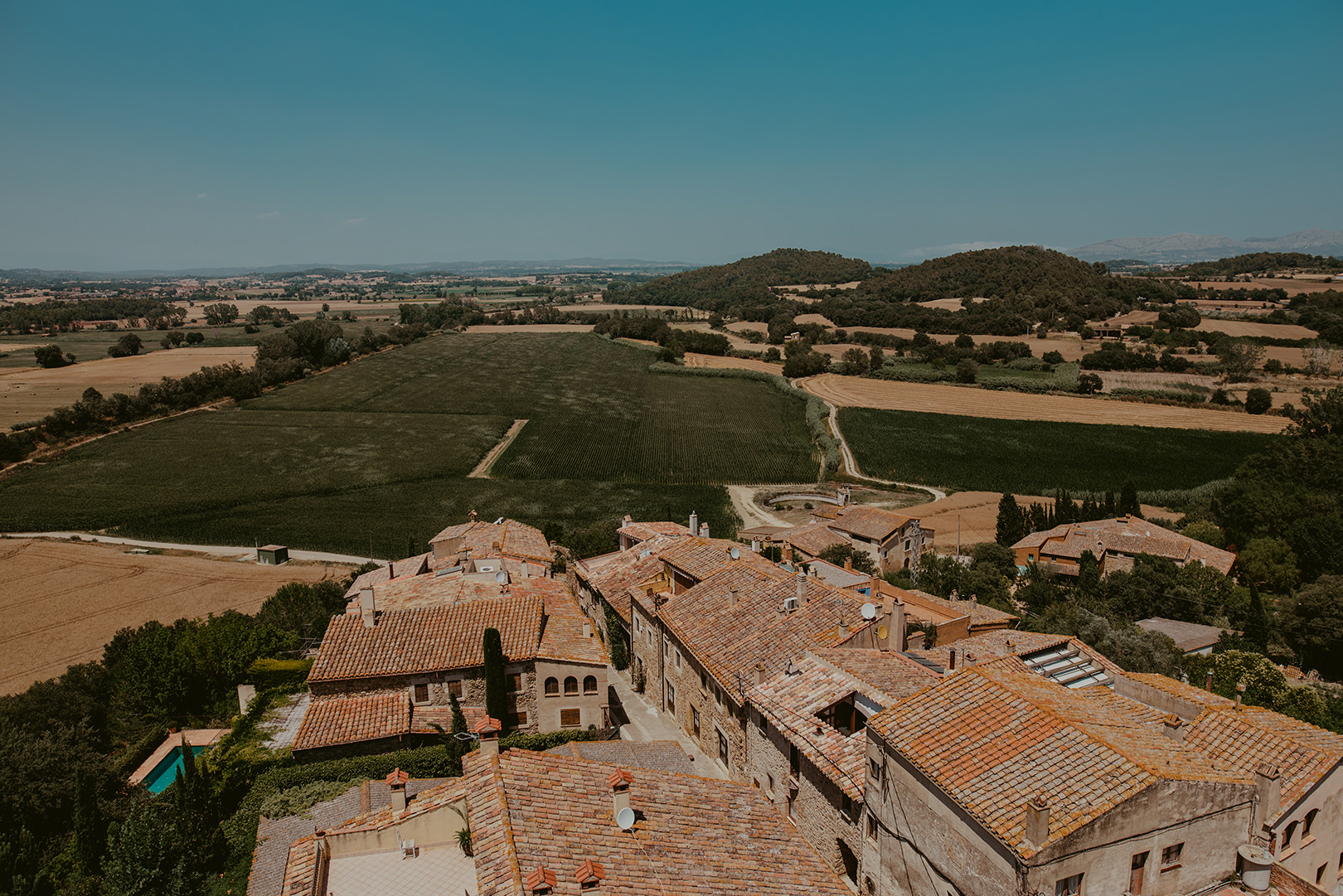 Castell d'Emporda Girona wedding venue